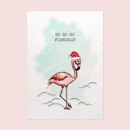 HO HO Flamingo!